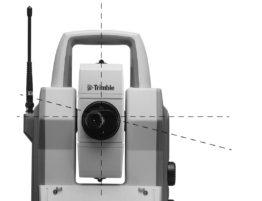 trimble serie 5600
