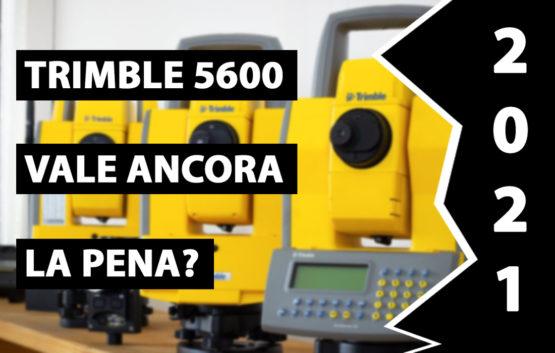 trimble 5600