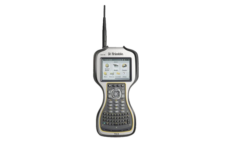 controller trimble tsc3 con radio