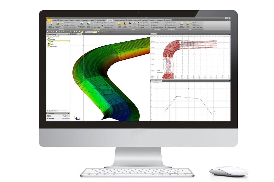 Trimble business center geoglobex strumenti topografici for Software di progettazione di layout di costruzione gratuito