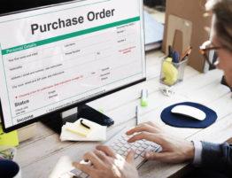 ordini d'acquisto